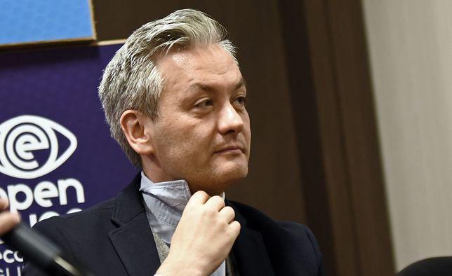 Robert Biedroń wystartuje w wyborach prezydenckich? Dwuznaczny wpis