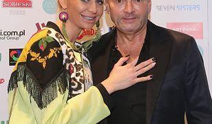 Maja Plich i Krzysztof Rutkowski wzięli ślub