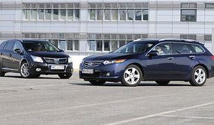 Japońskie starcie - Accord vs. Avensis