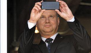 Prezydent Andrzej Duda rozmawiał z rosyjskimi youtuberami