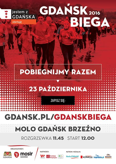 Jestem z Gdańska. Startuję!