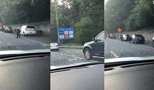 175 tys. dolarów wyfrunęło z opancerzonej ciężarówki na autostradę