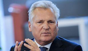 Kwaśniewski o sprawie Misiewicza: To dowód na istotny spór, który toczy się między Kaczyńskim a Macierewiczem