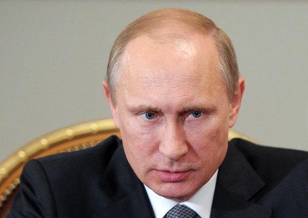 Władimir Putin chce uchylenia zgody na użycie wojsk na Ukrainie