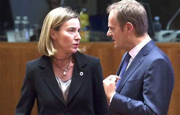 Donald Tusk i Federica Mogherini 31 marca jadą do Tunezji