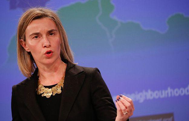 Federica Mogherini: UE musi wyciągnąć rękę do młodych Rosjan