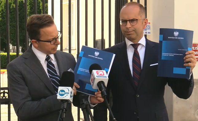 """""""Porażający raport NIK"""". Posłowie KO żądają wyjaśnień z Ministerstwa Zdrowia"""