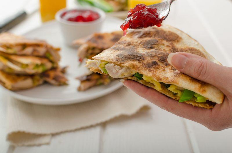 Quesadillas  pomysł na obiad lub przekąskę  WP Kuchnia -> Kuchnia Lidla Pomysl Na Obiad
