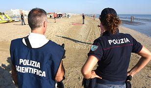 Do gwałtu doszło na włoskiej plaży w Rimini