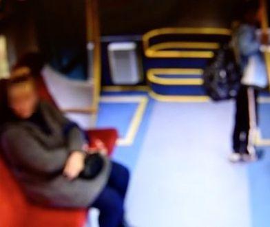 Koleje pokazały nagranie z monitoringu