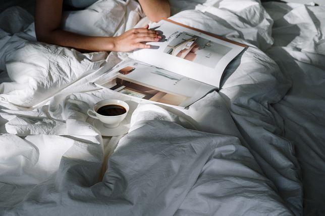 Picie kawy na pusty żołądek nie jest dobrym pomysłem