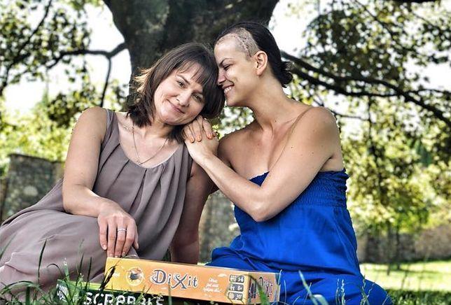 Alżbieta Lenska zrozumiała, co jest w życiu ważne. Wspiera ją mama i nowo poznana przyjaciółka