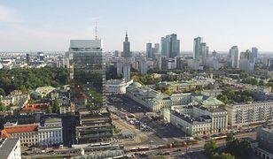 Warszawa 4K [WIDEO]