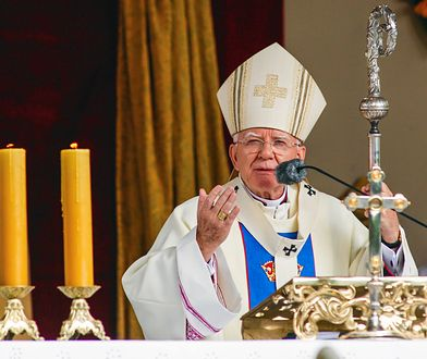 Arcybiskup Marek Jędraszewski wygłosił kolejne kontrowersyjne słowa o LGBT