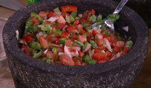Meksykańska salsa i inne przysmaki