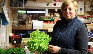 Pani Ania od 20 lat pracuje w branży. Warzywniak to jej drugi dom.
