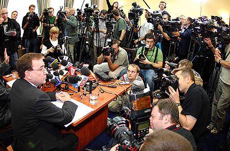 """""""Jak to dobrze dziennikarzom, nic nie robią tylko łażą"""""""