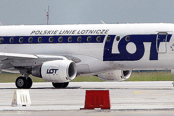 Polski samolot zatrzymany na lotnisku Heathrow
