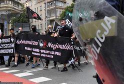 """Marsz narodowców w Katowicach. """"Katowice miastem nacjonalizmu"""""""
