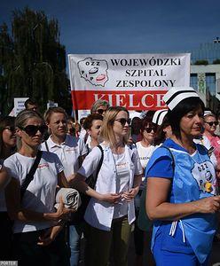 Protest medyków. Szykuje się mocne zaostrzenie strajku