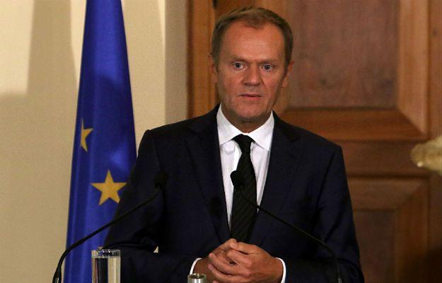 Donald Tusk o szczycie UE: konieczna długoterminowa walka z kryzysem migracyjnym