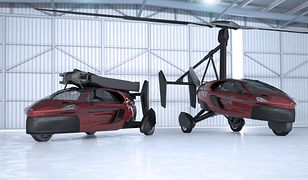 PAL-V Liberty: ziszczone marzenie o lataniu samochodem