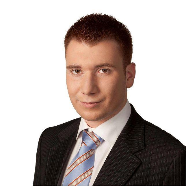 Kacper Kamiński, syn koordynatora służb specjalnych