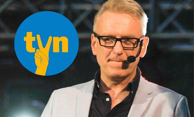 Mariusz Szczygieł o lex TVN. Post opatrzył wymowną grafiką Andrzeja Pagowskiego