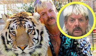 """""""Król tygrysów"""". Joe Exotic z podejrzeniem zakażenia koronawirusem"""