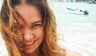 Całymi dniami w bikini. Karolina Malinowska pochwaliła się rajskimi wakacjami