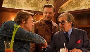 Pitt i DiCaprio modelami kolekcji Lidla. Przerobiono plakat filmu Tarantino