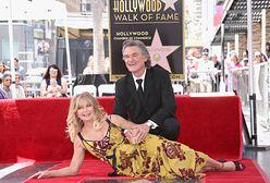 Czułościom nie było końca. Kurt Russell i Goldie Hawn jak zakochane nastolatki na czerwonym dywanie