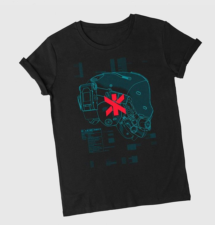 Cyberpunk 2077 ubrania