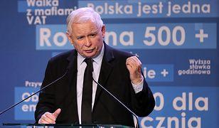 """Jarosław Kaczyński: """"Cieszę się, gdy słyszę, że jestem dyktatorem"""""""