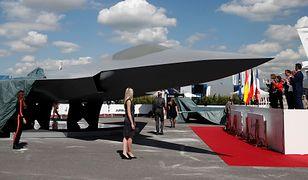 W Paryżu odsłonięto makietę europejskiego myśliwca nowej generacji