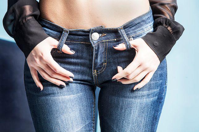 Spodnie odsłaniające zbyt wiele. Kto będzie miał odwagę je nosić?