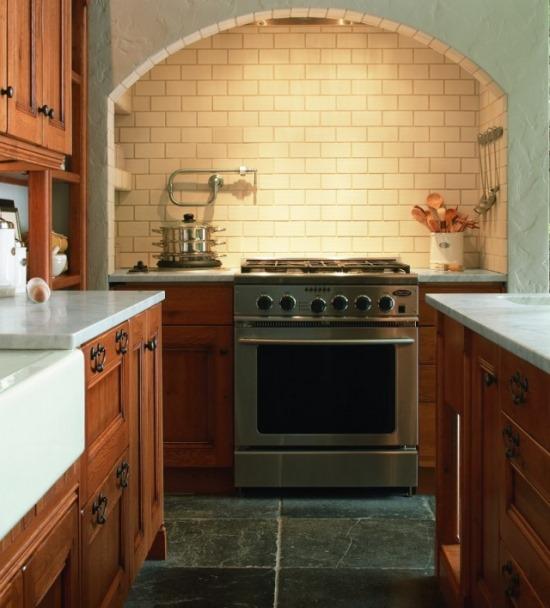 Praktyczna kuchnia blaty  Jak urządzić kuchnię funkcjonalną? Zdjęcia kuchni   # Funkcjonalna Kuchnie Jak Urządzić