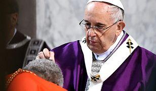 Papież do księży: płaczcie, hipokryci tego nie potrafią