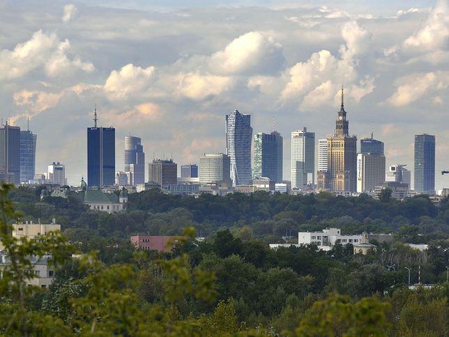 Warszawa. Paneliści wypracowali rekomendacje odnośnie polityki klimatycznej miasta