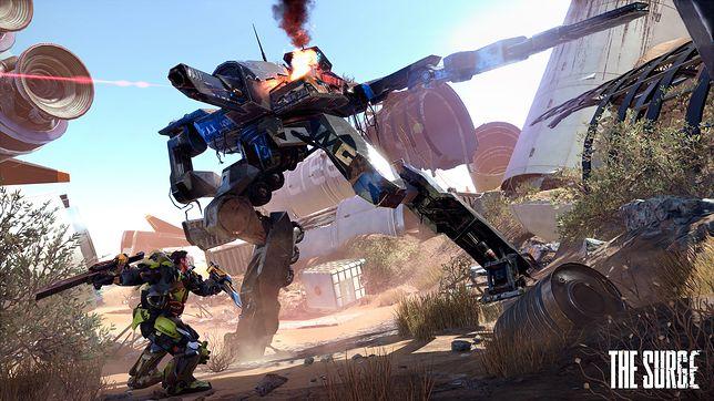 """Bajki złych robotów - recenzja gry """"The Surge"""""""