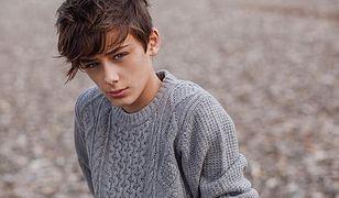 Tak wygląda najpiękniejszy chłopiec na świecie. Ma 13 lat i tysiące fanek