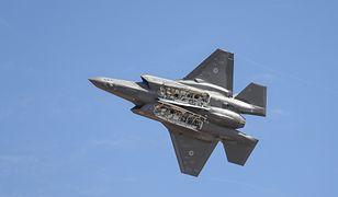 F-35 trafią do Polski. Departament Stanu USA dał zielone światło. Wideo z bombardowanie F-35