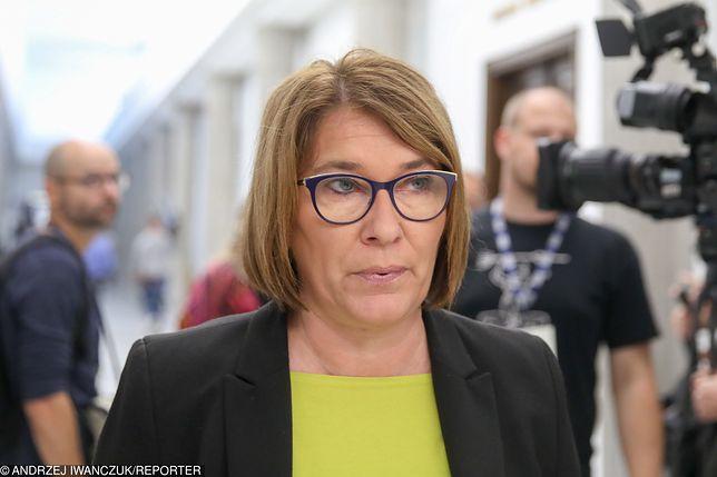 """Usłyszała: """"Boże, to jest lista śmierci"""". Beata Mazurek komentuje wybór kandydatów PiS do PE"""