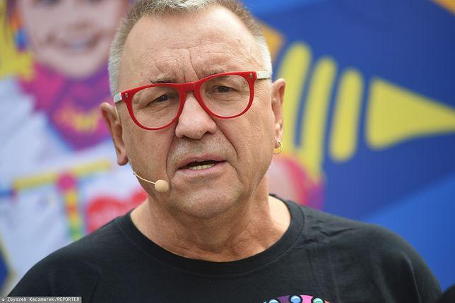 Jerzy Owsiak zakażony koronawirusem. Wiemy, jak czuje się twórca WOŚP