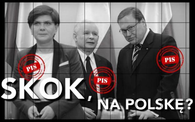 Spot PO: PiS zawsze stał na straży interesów SKOK. Jest odpowiedź PiS