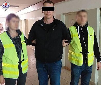 Lublin. Umawiał się z kilkoma kobietami. Jedną pobił na randce