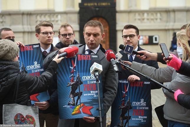 Koronawirus w Polsce nie przeszkodził. Marsz Niepodległości się odbędzie