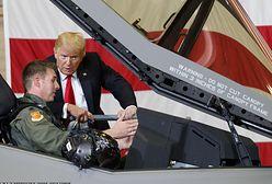 Wizyta prezydenta w USA. F-35 przelecą nad Andrzejem Dudą i Donaldem Trumpem