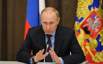 """Rosja zapowiada """"lustrzaną"""" odpowiedź na sankcje USA i UE"""