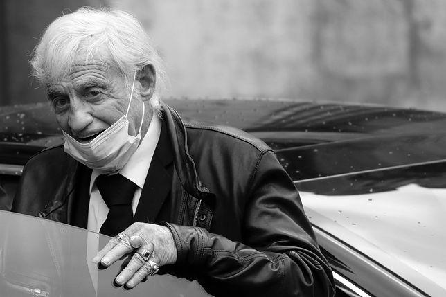 Jean-Paul Belmondo nie żyje. Legendarny aktor miał 88 lat